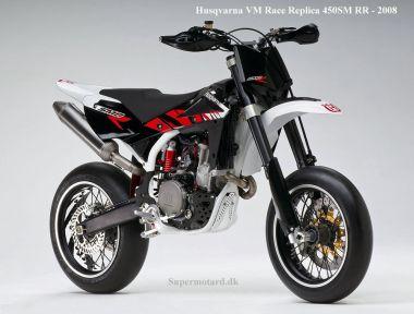 grafiche del 450 rr sull 39 sm125 motard supermotard da 125 cc. Black Bedroom Furniture Sets. Home Design Ideas