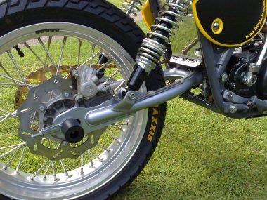 Supermoto Yamaha XT 500