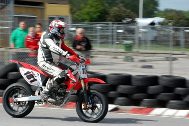 SM Solo Træning Vojens 2009