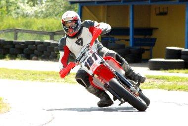 Vojens Kart Racing Supermoto Træning 09