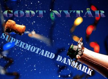 Godt Nytår 2010 fra Supermotard Danmark