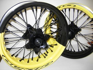 Alpina supermoto rims