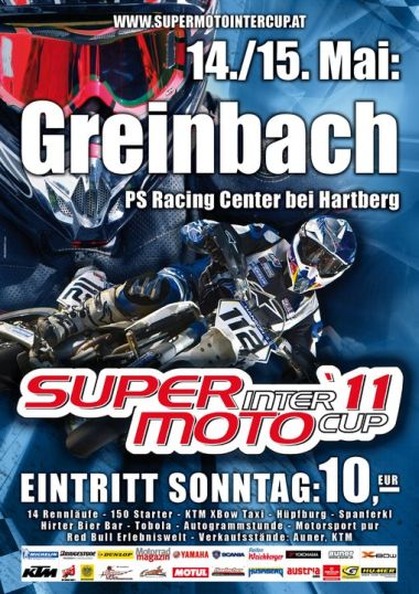 Supermoto Inter Cup 2011