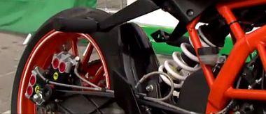 KTM DUKE Stunt MC Dual Brake Caliper