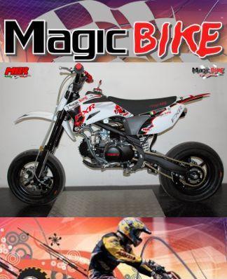 Magic Bike Copenhagen - Alt i Minimotard og Pitbikes