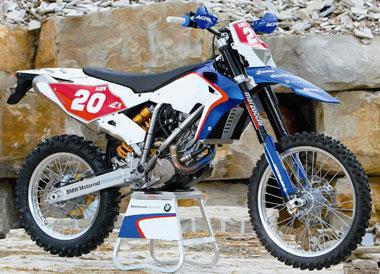 Husqvarna motorcykel